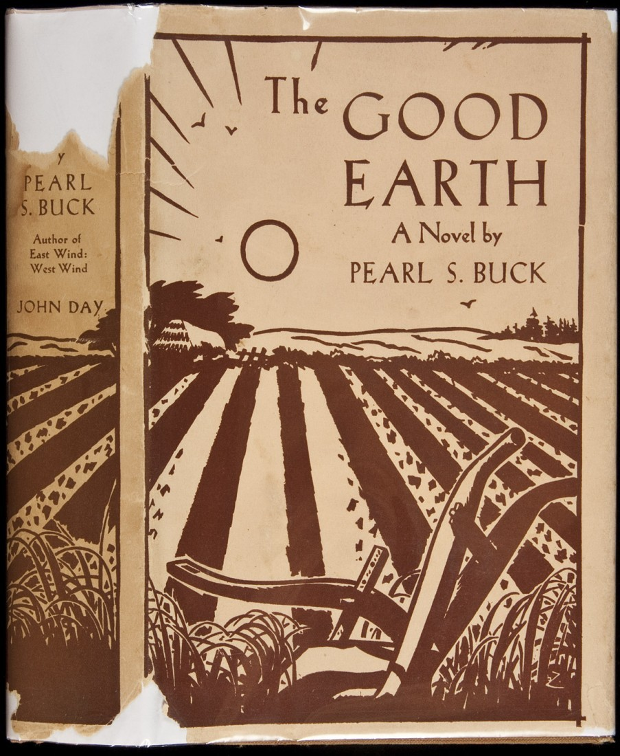 An analysis of the house of wang lung in the good earl by pearl buck