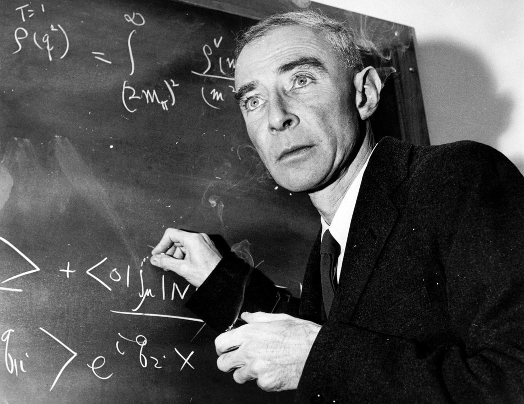 Oppenheimer Quote The Question Of Jrobert Oppenheimer In The 21St Century  The