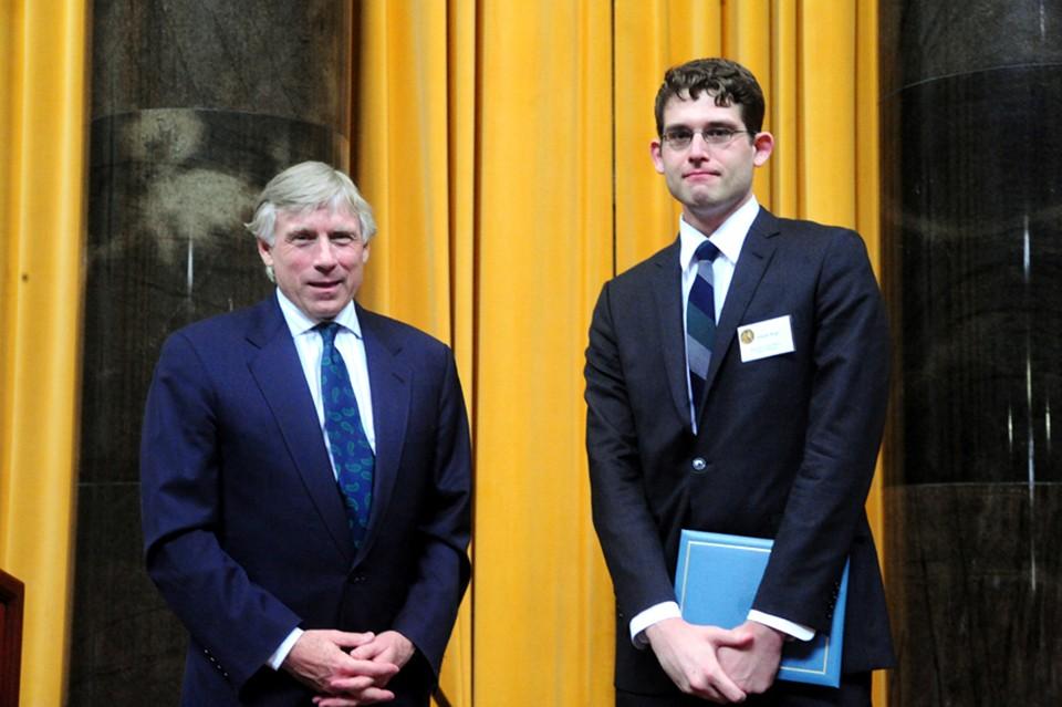 e17bf4acf4dfa Joseph Rago of The Wall Street Journal - The Pulitzer Prizes