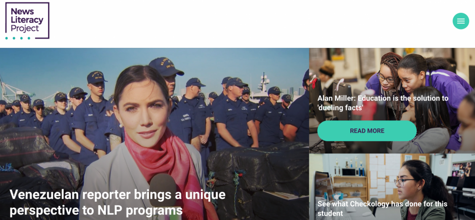 'Newsroom to Classroom' Brings Working Journalists to Schools